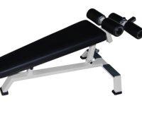 Adjustable Abdominal Bench FW 2013