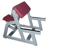 Seated arm curl bench FW 2004
